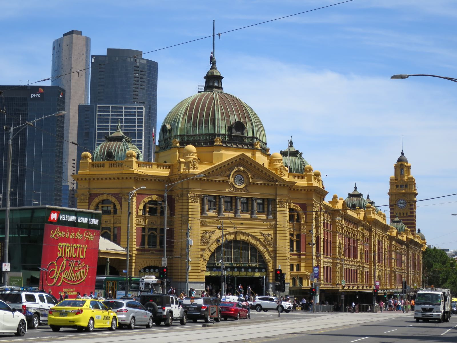 Melbournen päärautatieasema