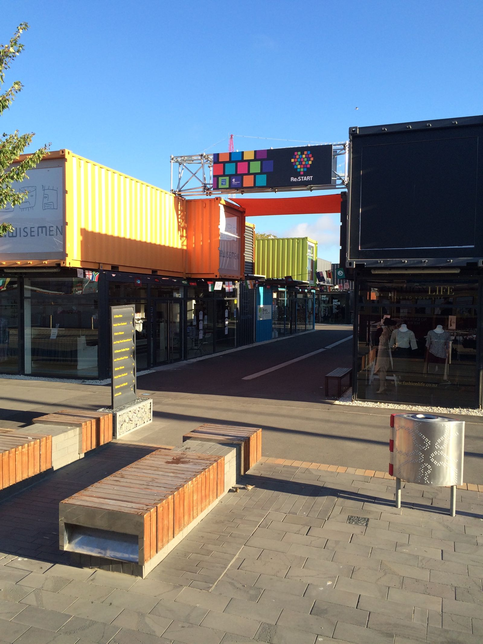 re:START -ostoskeskus