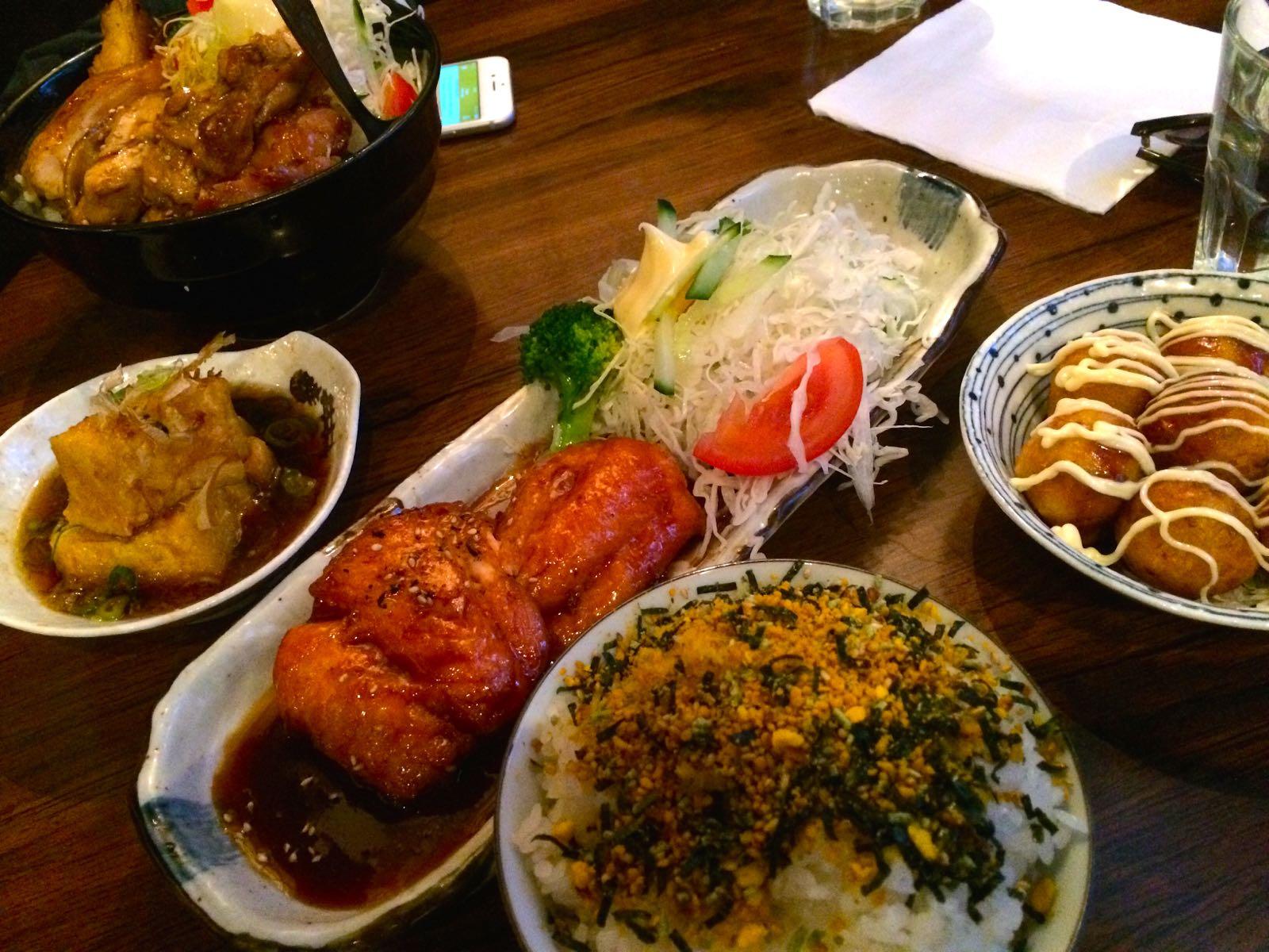Mentatz-ravintolan illallinen