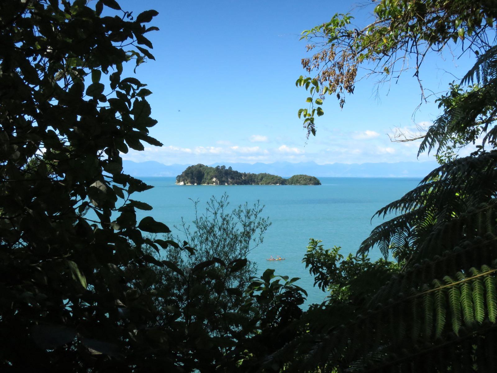 Abel Tasman -kansallispuistosta