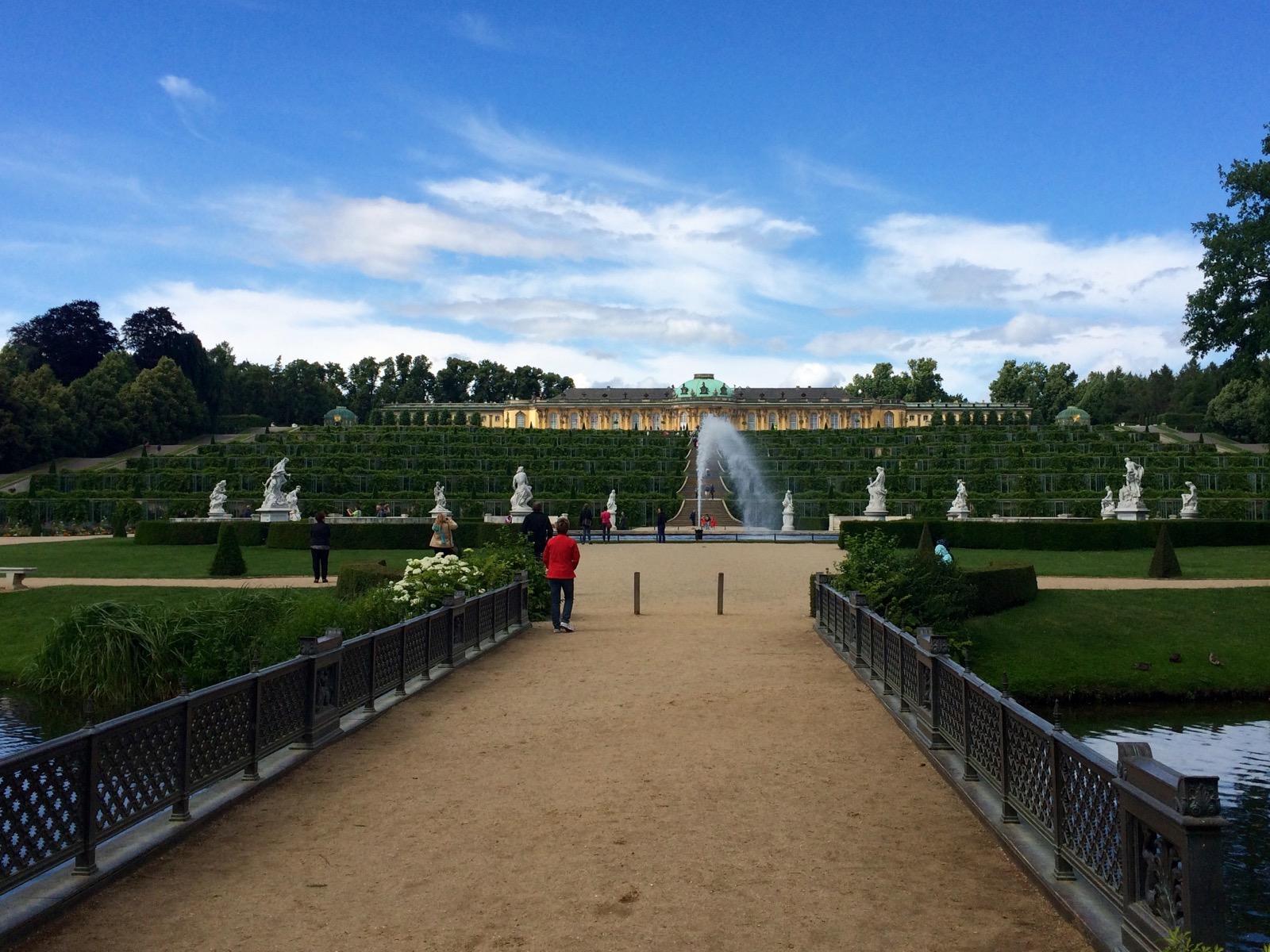 Schloss Sansoucci