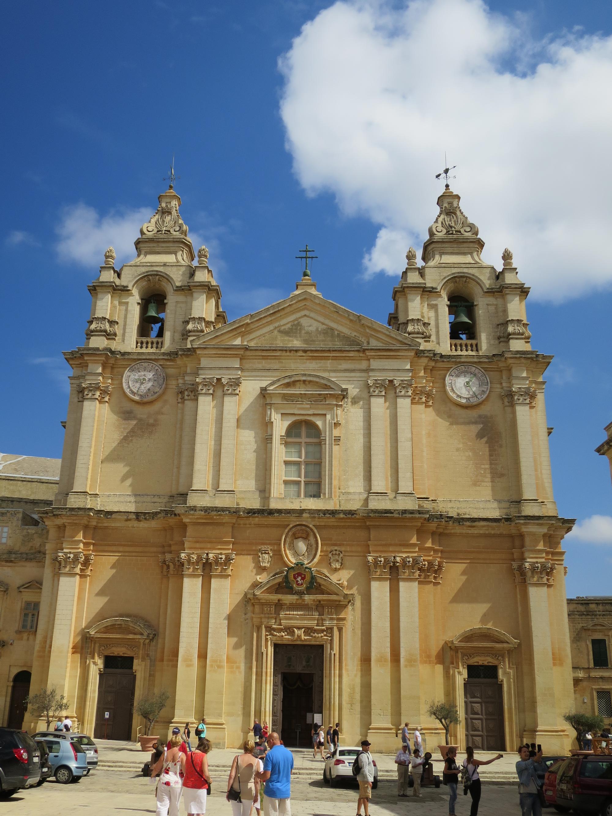 St. Pauls Cathedral, Mdina